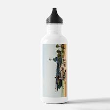 USS Lex v_TGP1289 Water Bottle