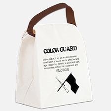 Guard Definition Canvas Lunch Bag