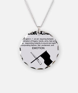 Guard Definition Necklace