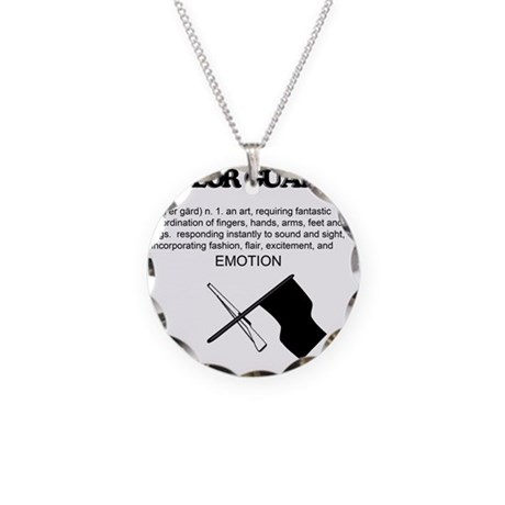 Guard Definition Necklace by Admin_CP41588508