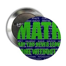 "Careers in Math 2.25"" Button"