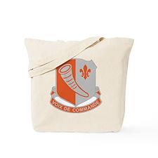 DUI - 69th Signal Battalion Tote Bag
