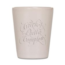 Cricket Outta Compton Shot Glass