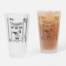 SONS AND DAUGHTERS OF CAMBRIA Drinking Glass