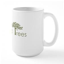 gingko and larch Richmond Trees Mug