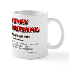 MONEY LAUNDERING - MADOFF AND TOOKIT VL Mug