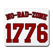 BASEBALL READY 1776 Mousepad