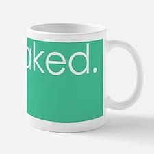 get naked. (green) Mug