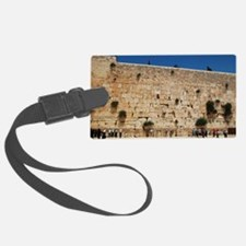 Western Wall (Kotel), Jerusalem, Luggage Tag