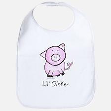 Lil' Oinker Bib