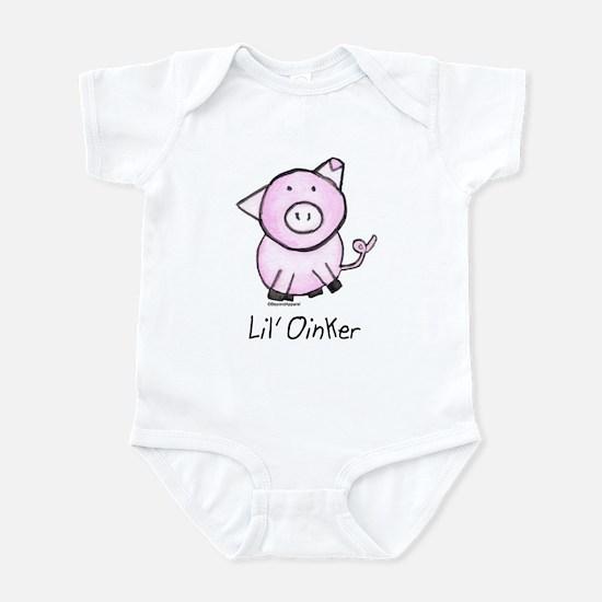 Lil' Oinker Infant Bodysuit