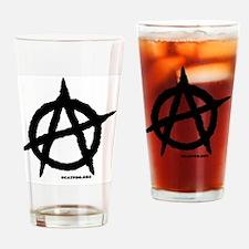 AnaMensWallet Drinking Glass