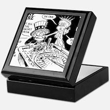 GAME OF DEATH Keepsake Box