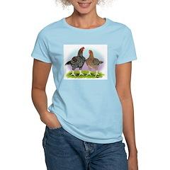 Spangled Cornish Chickens T-Shirt