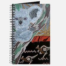 Koala  Kangaroo Sunset Journal
