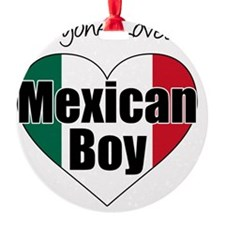 Everyone Loves Mexican Boy Ornament