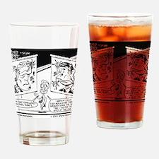 APE SHIT Drinking Glass