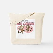 Big Cousin (Monkey) Tote Bag
