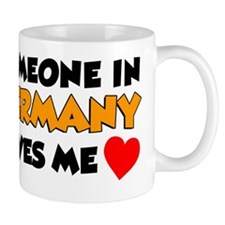 Someone In Germany Loves Me Mug