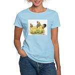 Buff Brahma Pair Women's Light T-Shirt
