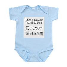 WIGU Doctor Aunt Onesie