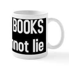 I like big BOOKS(BS-W) Mug