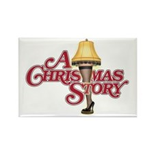 A Christmas Story Rectangle Magnet