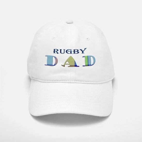 rugby Baseball Baseball Cap