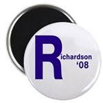 R: Richardson '08 Magnet