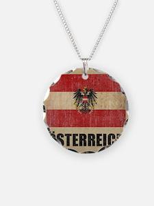 Vintage Austria Necklace