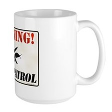 SLUG PATROL Mug