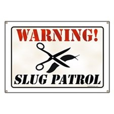 SLUG PATROL Banner