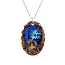 Halloween Witch Color Necklace
