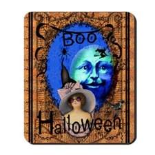 Halloween Witch Color Mousepad