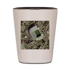 Newcastle United's St James' Park Stadi Shot Glass