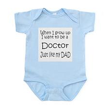 WIGU Doctor Dad Infant Bodysuit