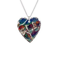 A Necklace Heart Charm