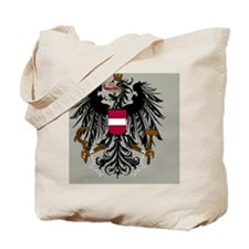 Austria Coat Of Arms Tote Bag