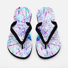 Mandala Spirit Flip Flops
