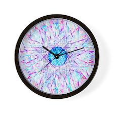 Mandala Spirit Wall Clock