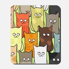 Cute Cats Mousepad