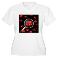 Red blood cells T-Shirt