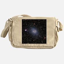 Optical image of the Fornax dwarf ga Messenger Bag