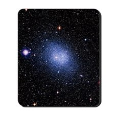 Optical image of the Fornax dwarf galaxy Mousepad