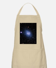 Optical image of the Fornax dwarf galaxy Apron
