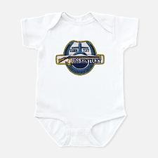 USS KENTUCKY Infant Bodysuit