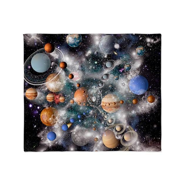 solar system blankets - photo #7