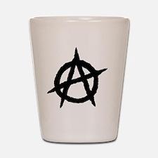 AnaOvalPatch Shot Glass