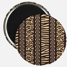 African Print Magnet