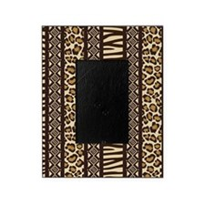 African Print Picture Frame